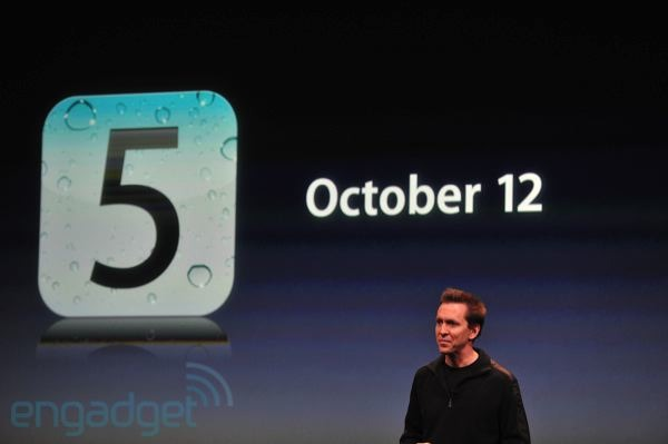 iOS 5 Release Date