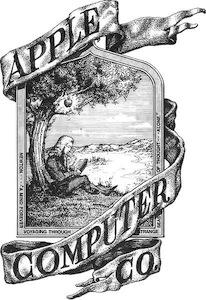 Original Apple Logo