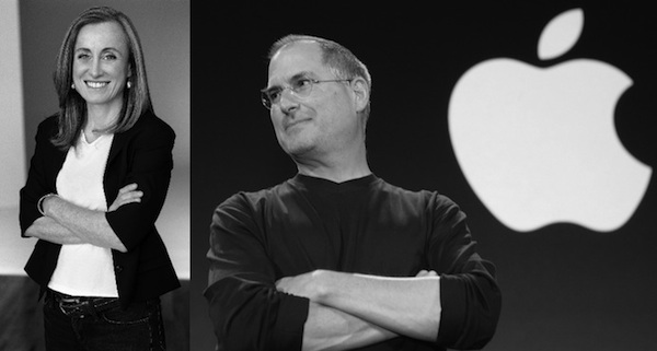 Steve Jobs & Mona Simpson