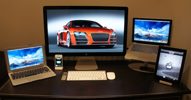 Sweet Mac Setup