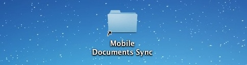 iCloud file syncing with Macs