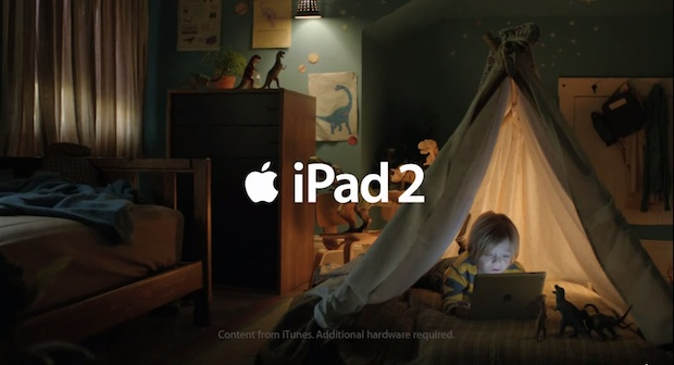 iPad 2 Kid Fort