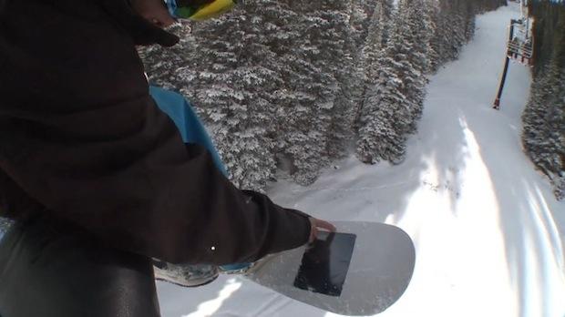 iShred: iPad Snowboard