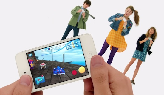 New iPod touch commercial song and artist: GROUPLOVE