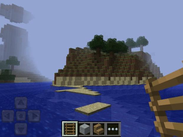 Minecraft for iPad