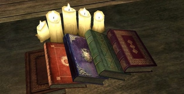 Skyrim books