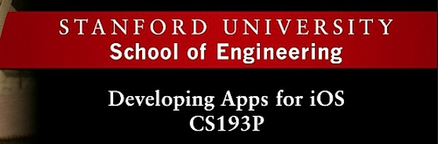 Stanford University Developing Apps for iOS 5