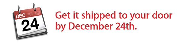 Apple holiday shipping deadlines