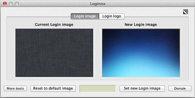 Customize the Login Screen of Mac OS X 10.7 Lion