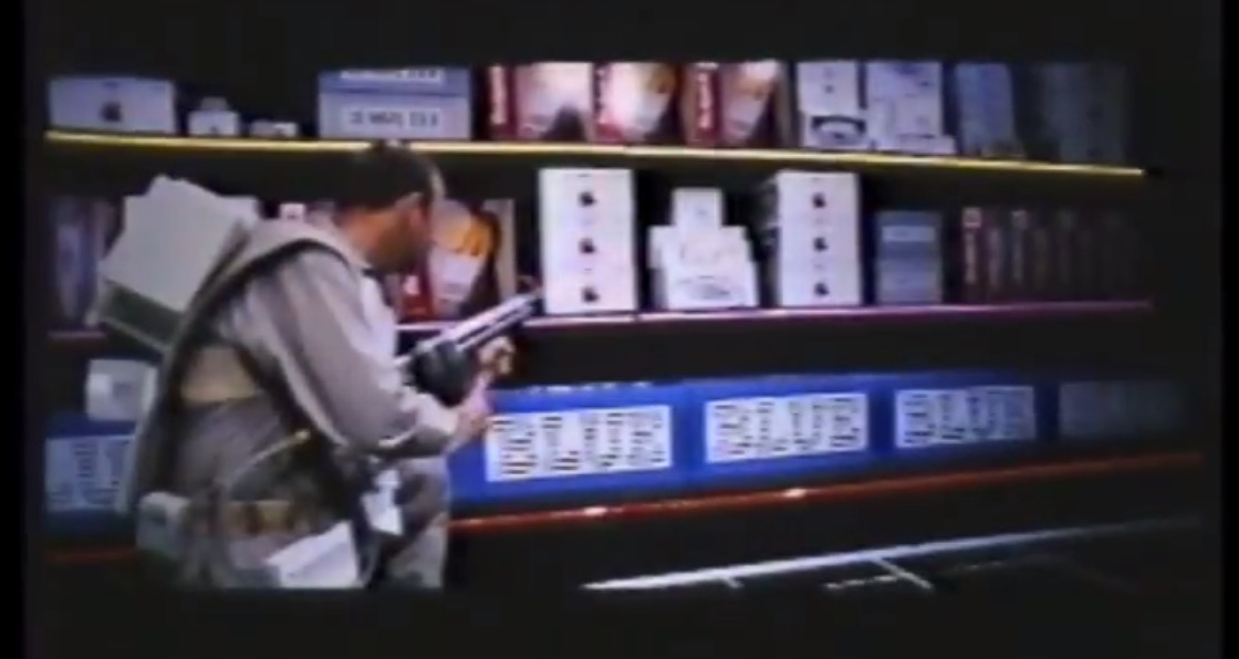 Ghostbusters Apple Spoof video