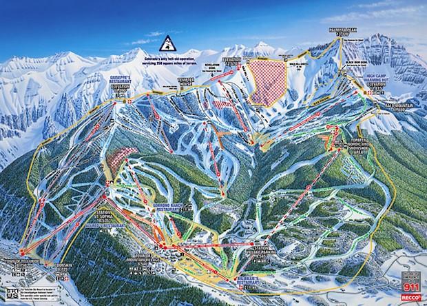 iOS versions named after ski resorts