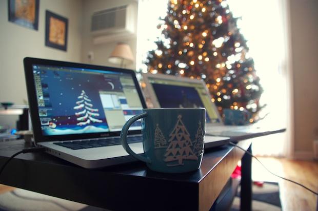 MacBook Christmas