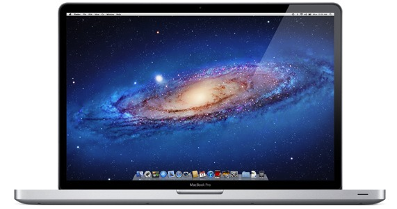 MacBook Pro with Retina Display rumored for 2012