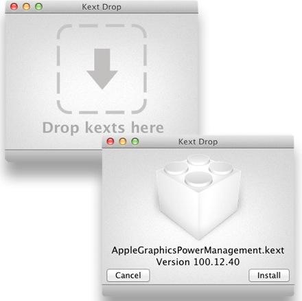KEXT installer