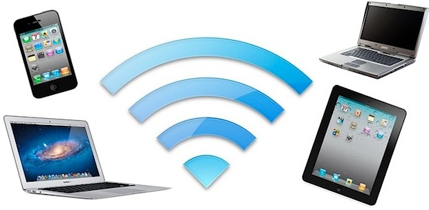Enable Internet Sharing In Mac Os X To Turn Your Mac Into A Wireless Router Osxdaily