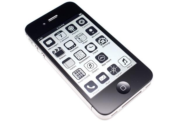 iOS Retro iPhone