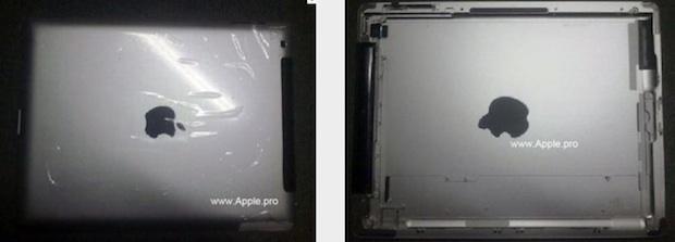 iPad 3 shell