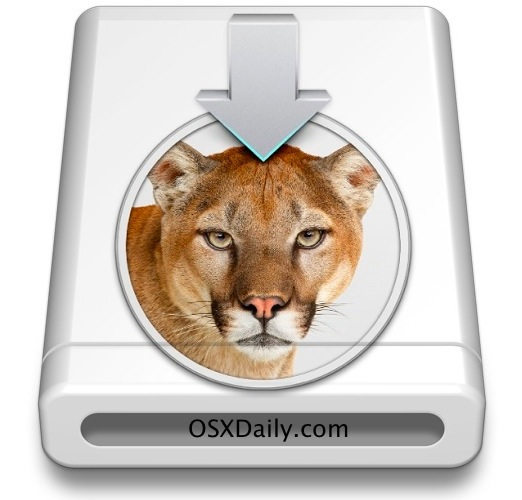 OS X Mountain Lion Bootable Installer
