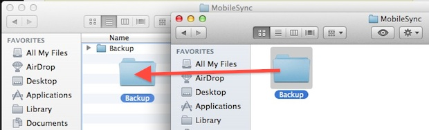Sync iPhone to a new Mac