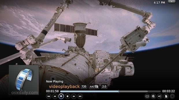 AirPlay video XBMC