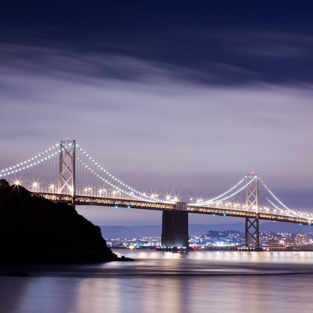 Bay Bridge wallpaper