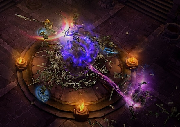 Diablo 3 Screen Shot