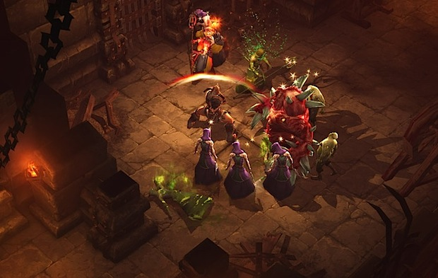 Diablo III Screen Shot