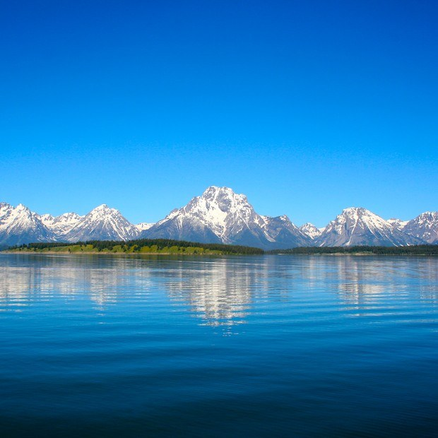 Grand Tetons wallpaper
