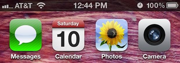iOS 5.1 battery life