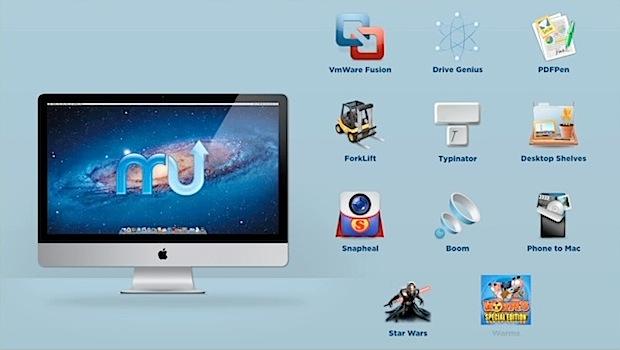 MacUpdate Bundle for Spring 2012