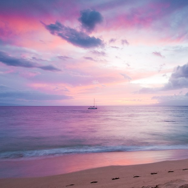 Maui Sunset wallpaper