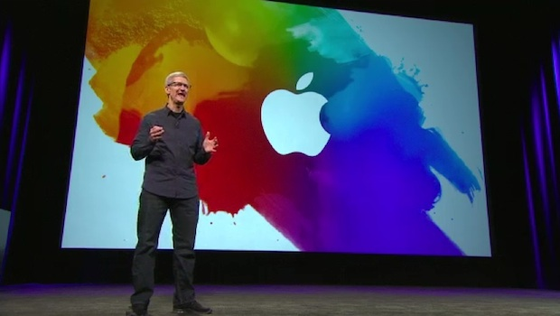 New iPad keynote