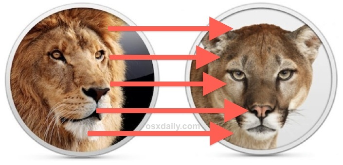 Get OS X Mountain Lion features right now