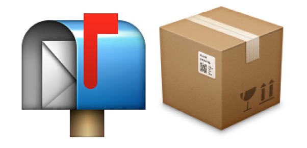 Tracking packages and shipments on iPhone and iPad
