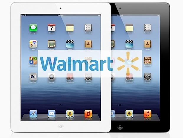 Walmart iPads