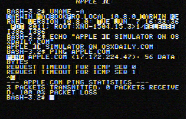 Apple II Simulator