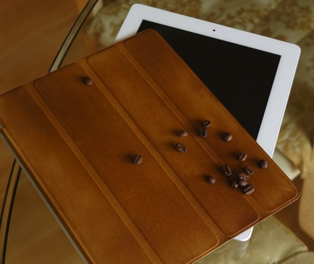 Coffee iPad Cover