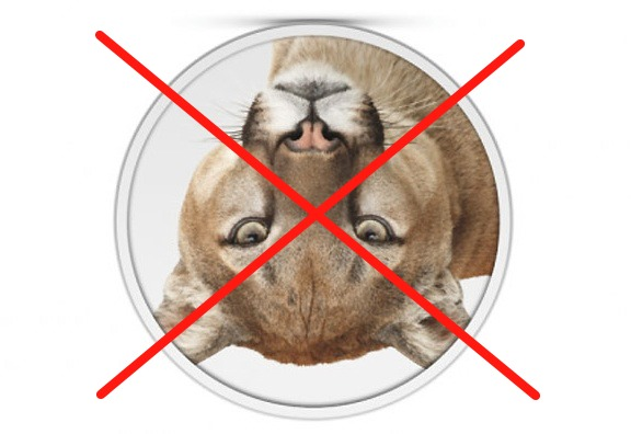 Remove OS X Mountain Lion