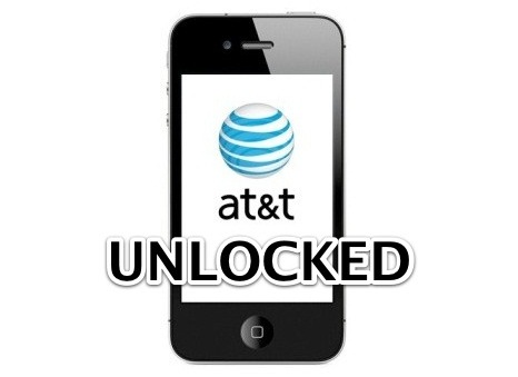 Unlock iPhone with AT&T