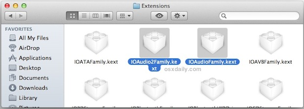 Completely disable system audio in Mac OS X