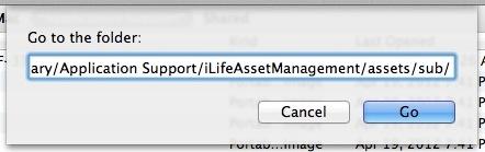 Go to the IOS Photo Stream Folder in OS X