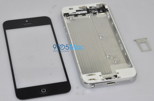 alleged iPhone 5 shell