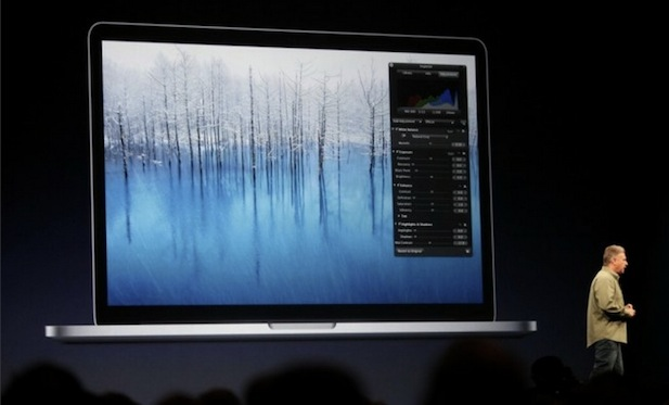 The new Next Generation MacBook Pro