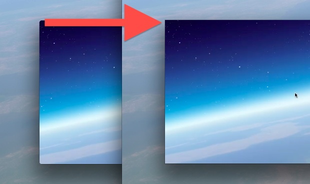 Remove rounded corners from QuickTime video windows