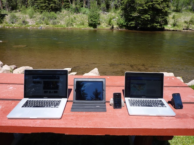 Riverside MacBook Pros in Colorado