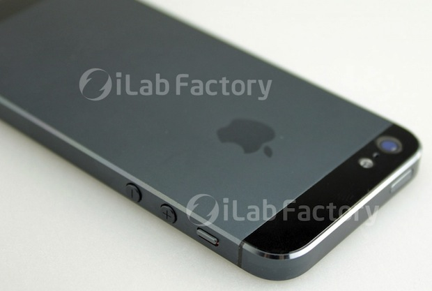 Alleged iPhone 5 picture