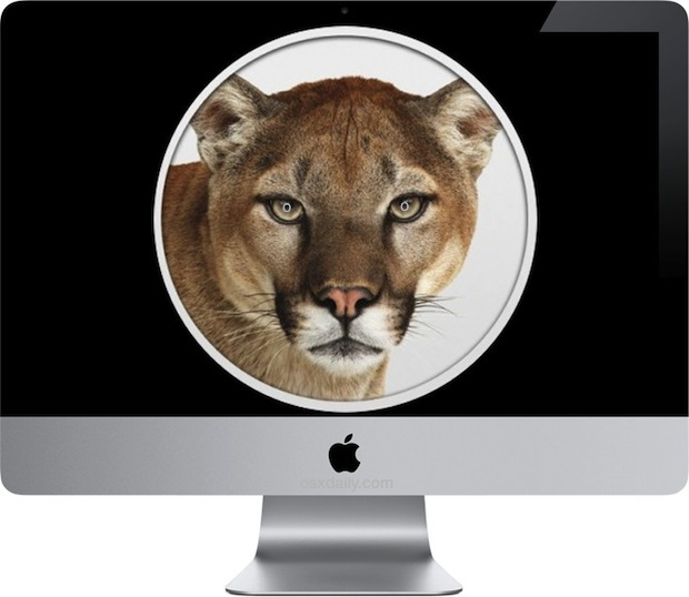 Simple Things Before Installing OS X Mountain Lion
