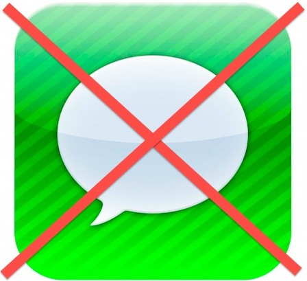 Delete Messages from iPhone