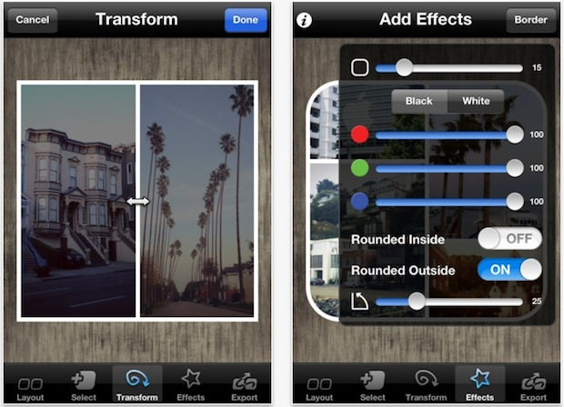 Diptic iPhone app makes diptychs and triptychs easy