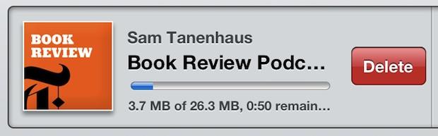 Fix stuck downloads in iOS
